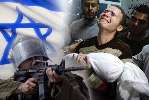 حمله رژیم صهیونیستی به غزه  (1)