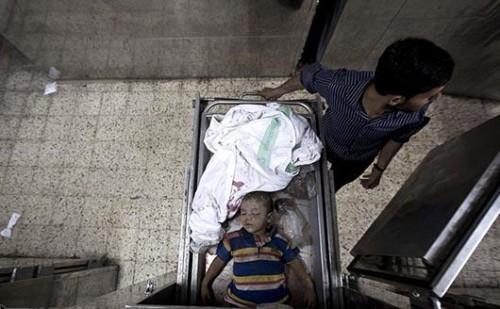 حمله رژیم صهیونیستی به غزه (16)