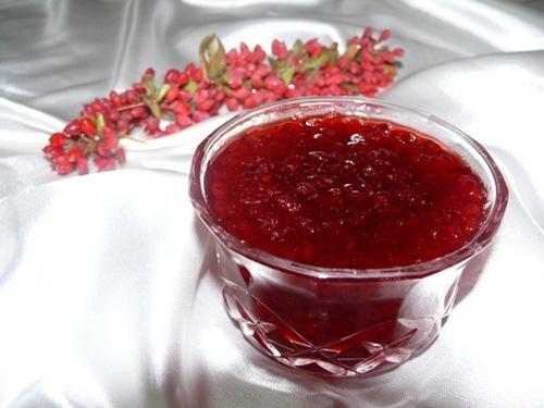 Image result for طرز تهیه مربا زرشک