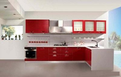 رنگ قرمز در دکوراسیون داخلی منزل