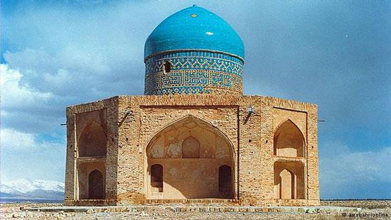 زیباییهای ایران؛ زنجان