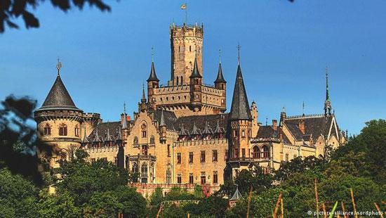 رویایی ترین کاخ های جهان در کدام کشور قرار دارند؟