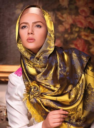 مدل شال و روسری , مدل روسری مجلسی , مدل شال مجلسی