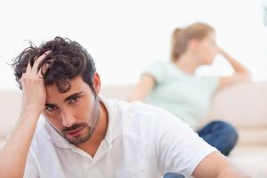 مشکلات جنسی مردان (انواع و علل)