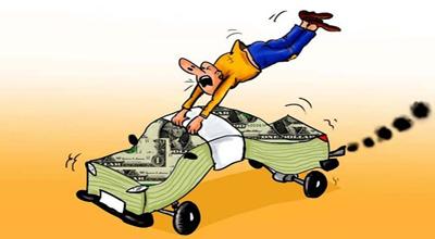 اخبار اقتصادی اخبار داغ  , تناقض میزان وام خودرو میان بانک مرکزی و بانکها