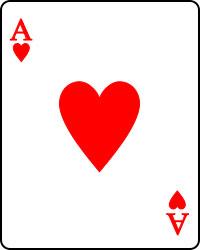 فال ورق قلب