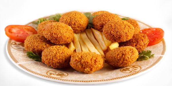 طرز تهیه فلافل مرغ , طرز تهیه فلافل , روش تهیه فلافل مرغ , دستور تهیه فلافل مرغ ,طرز پخت فلافل مرغ