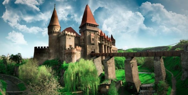 02 Corvin Castle, Hunedoara, Romania