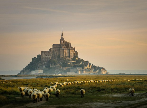 03 Mont-Saint Michel, France