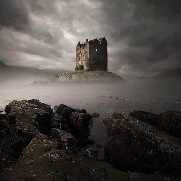 09 Stalker Castle, Scotland