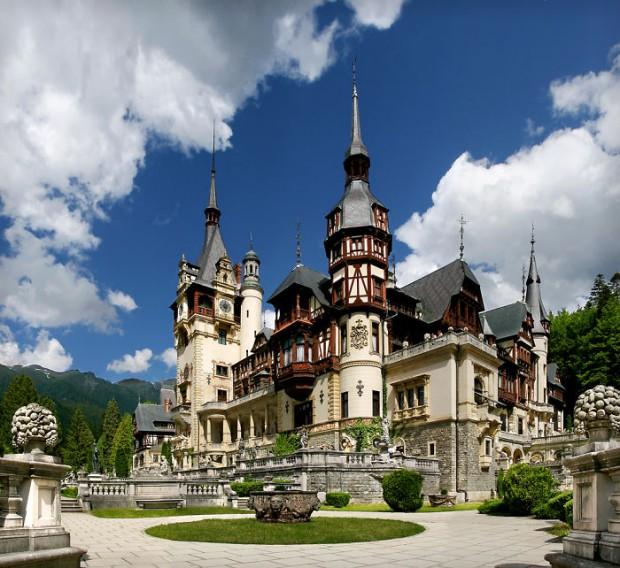 10 Peles Castle, Sinaia, Romania