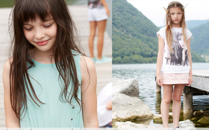 مدل لباس پسرانه - مدل لباس بچه گانه - تیشرت دخترانه