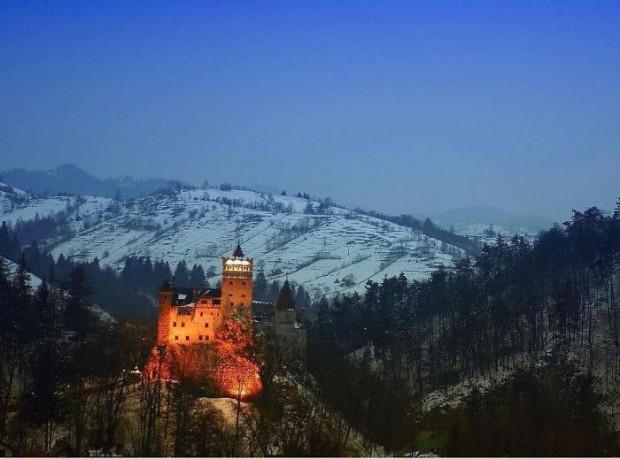 11 Bran Castle, Transylvania