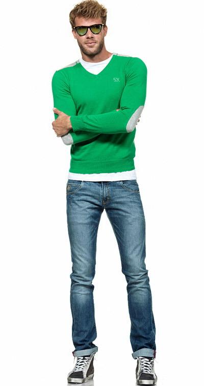 مدل لباس پسرانه - مدل شلوار جین مردانه