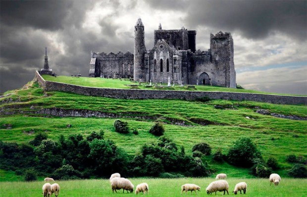 12 Rock-of-cashel - Ireland