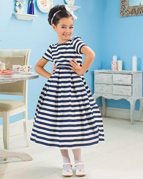 لباس بچگانه مدل لباس,کیف,کفش,جواهرات  , لباس مجلسی دخترانه برند پرلیتا 1