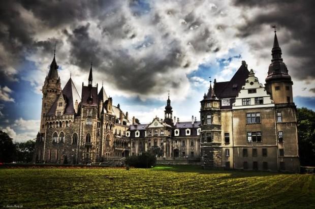 13 Moszna Castle, Poland
