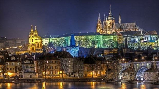 14 Prague Castle - Czech Republic