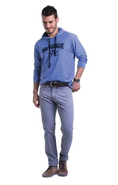 مدل سویشرت مردانه - شلوار جین مردانه