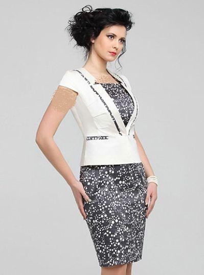مدل کت و دامن و لباس مجلسی زنانه برند Gizart