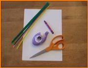 آموزش گل سازی  , آموزش تصویری ساخت گل کاغذی