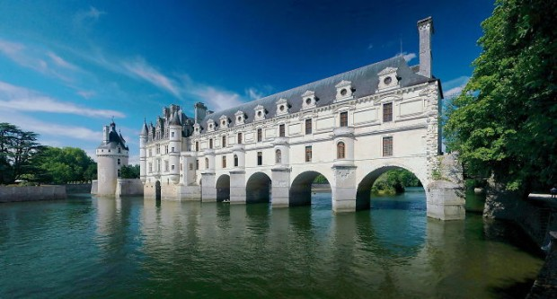 18 Chenonceau Castle, France