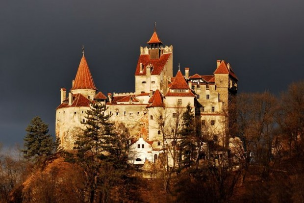 19 Bran Castle, Transilvania, Romania