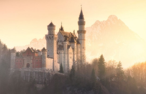 20 Neuschwanstein Castle, Germany