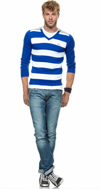 لباس مردانه پاییزی