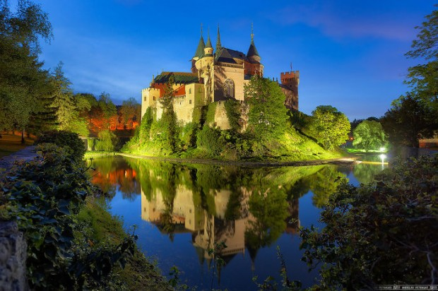 22 Bojnice Castle, Slovakia