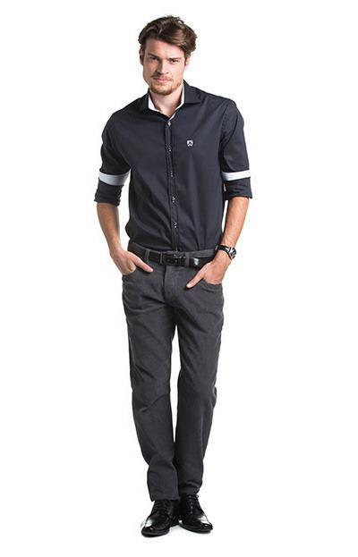 مدل پیراهن مردانه - شلوار کتان مردانه