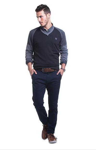مدل لباس مردانه - شلوار کتان مردانه