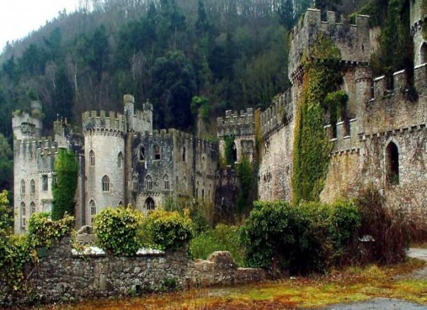24 Gwrych Castle, Abergele, Wales