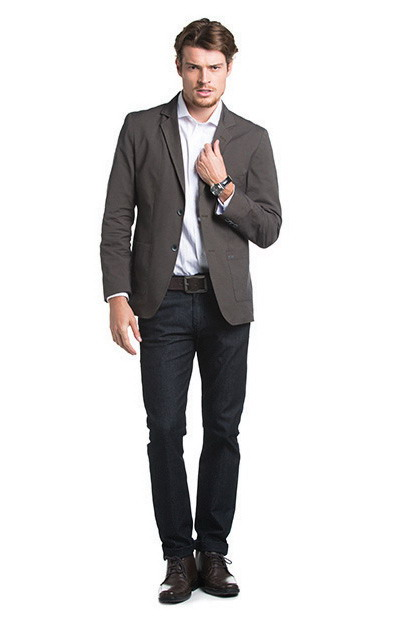 مدل کت اسپرت مردانه - شلوار کتان مردانه