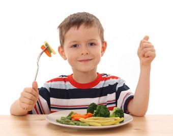 خانه و خانواده کودک داری  , آموزش آداب غذا خوردن به کودکان