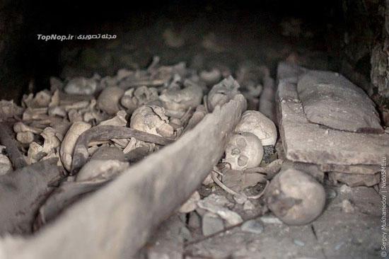 شهر مردگان +عکس