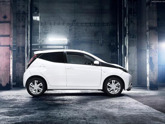 تویوتا آیگو، خودرویی برای سرگرم کردن نسل جوان