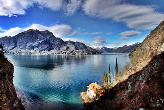 با ۱۰ دریاچهی دیدنی در اقصی نقاط جهان آشنا شوید