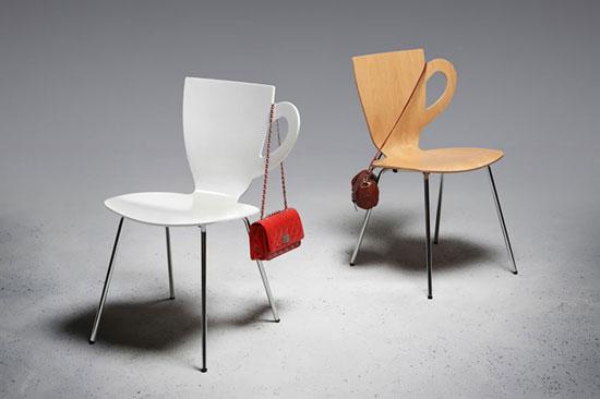 خانه و خانواده دکوراسیون  , طراحی های زیبا و خلاقانه صندلی