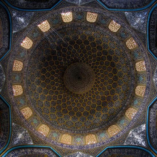 عکاسی از مساجد عکاس ایرانی را به شهرت رساند