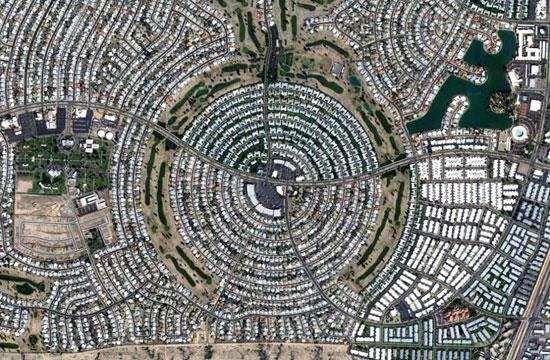 10 تصویر هوایی برتر دنیا +عکس