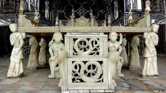 کاخ گلستان؛ از مقبره ناصرالدین شاه تا شمس العماره