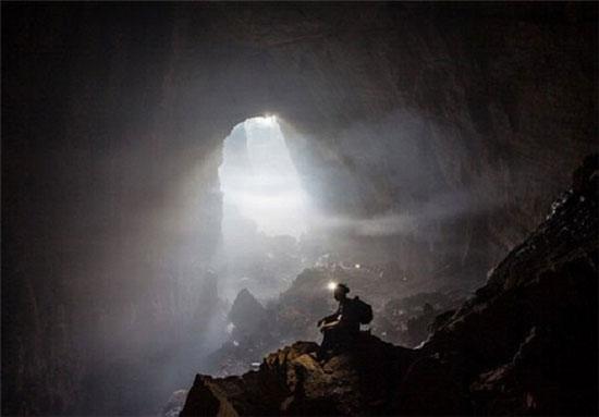 بزرگترین غار جهان +تصاویر
