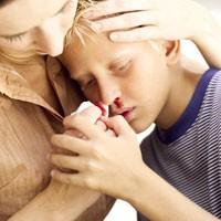 خانه و خانواده کودک داری  , نکاتی در مورد خون دماغ شدن کودکان