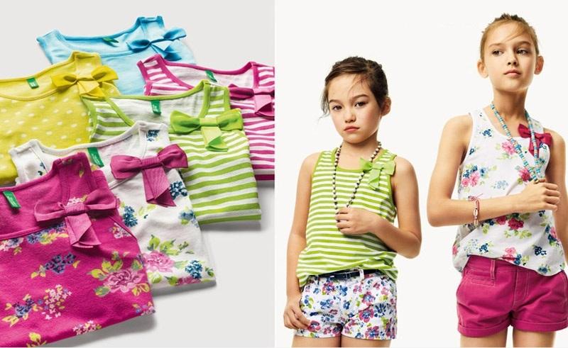 مدل تیشرت دخترانه - مدل لباس بچگانه
