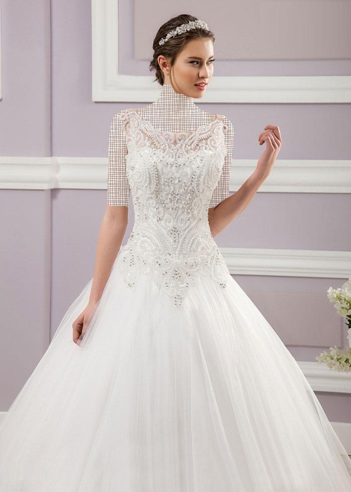 جدیدترین مدل های لباس عروسی , شیک ترین مدل های لباس عروس