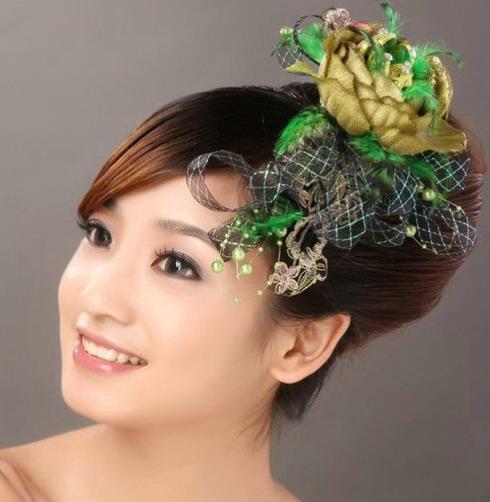 جواهرات مدل لباس,کیف,کفش,جواهرات  , مدل های زیبا و فانتزی گل سر