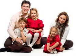 سرگرمی فال و طالع بینی  , طالع بینی تعداد فرزندان خانواده