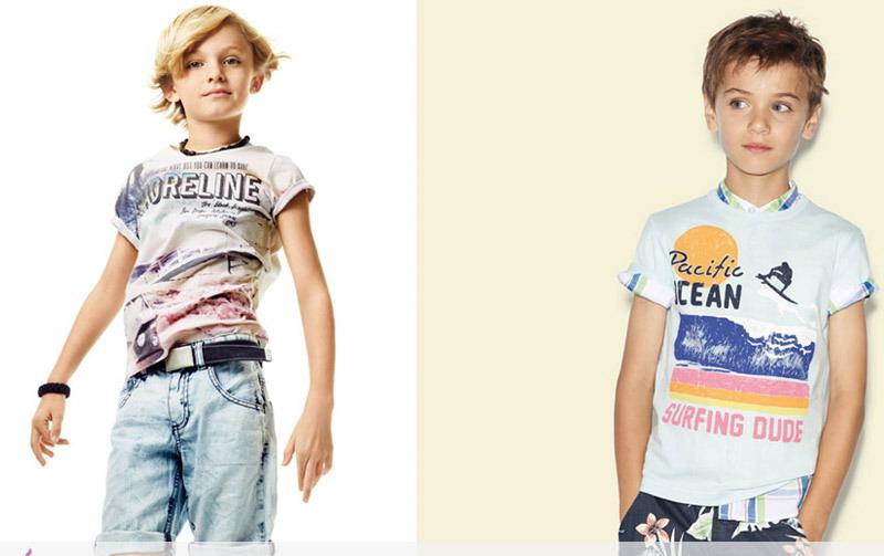 مدل لباس پسرانه - مدل لباس بچه گانه - تیشرت پسرانه
