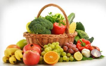 خانه و خانواده کودک داری  , علاقمند کردن کودکان به میوه ها و سبزیجات